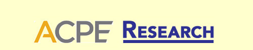 The ACPE Research Network